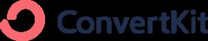 beste tools om je blog te doen groeien: ConvertKit Logo